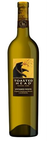 Toasted Head Untamed White